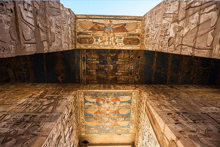 Temple de Médinet