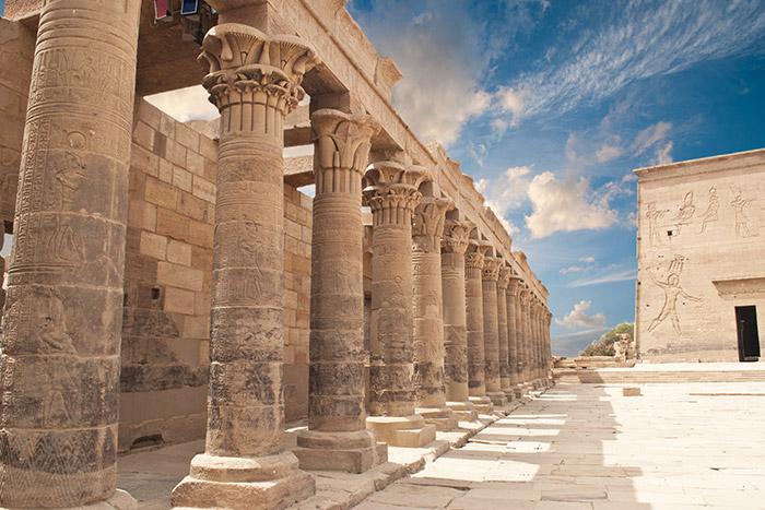 Temple de Philaë